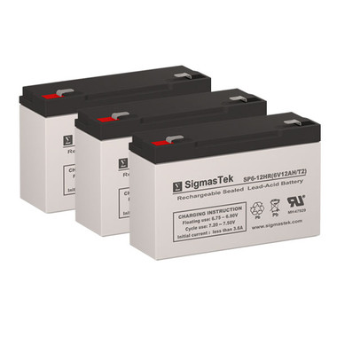 APC AP250 UPS Battery Set (Replacement)