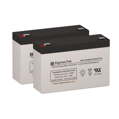 APC SMART-UPS RM PS250 UPS Battery Set (Replacement)