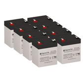 APC SMART-UPS RM SUA3000RM2U UPS Battery Set (Replacement)