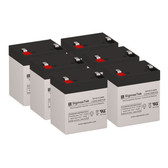 Clary Corporation DT1500 UPS Battery Set (Replacement)
