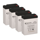 Elgar SPR401 UPS Battery Set (Replacement)