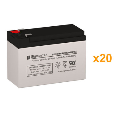 MGE EXRT 11k VA UPS Battery Set (Replacement)