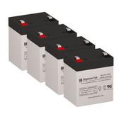 Para Systems Minuteman E 1100 UPS Battery Set (Replacement)