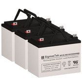 Topaz 83001 UPS Battery Set (Replacement)