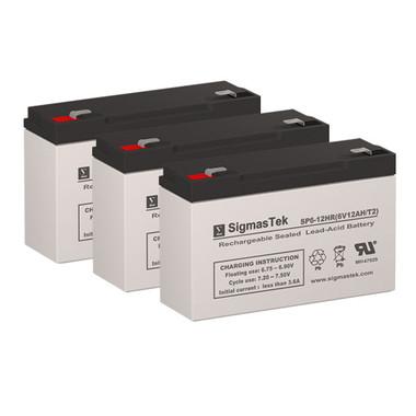 Tripp Lite Smart 850NET UPS Battery Set (Replacement)