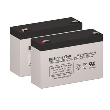 APC CURK18 UPS Battery Set (Replacement)