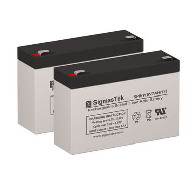 APC CURK18 UPS Battery Set (Replacement)
