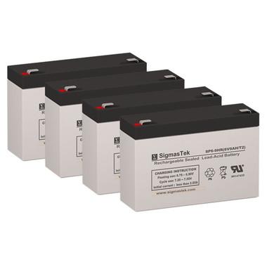 Eaton Powerware PW5115-750 RM UPS Battery Set (Replacement)