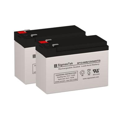 Eaton Powerware PW9125-700VA UPS Battery Set (Replacement)