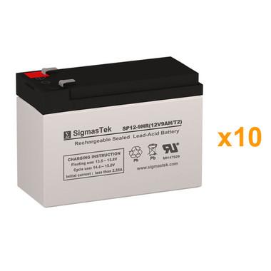 Eaton Powerware PW9125-6000 UPS Battery Set (Replacement)