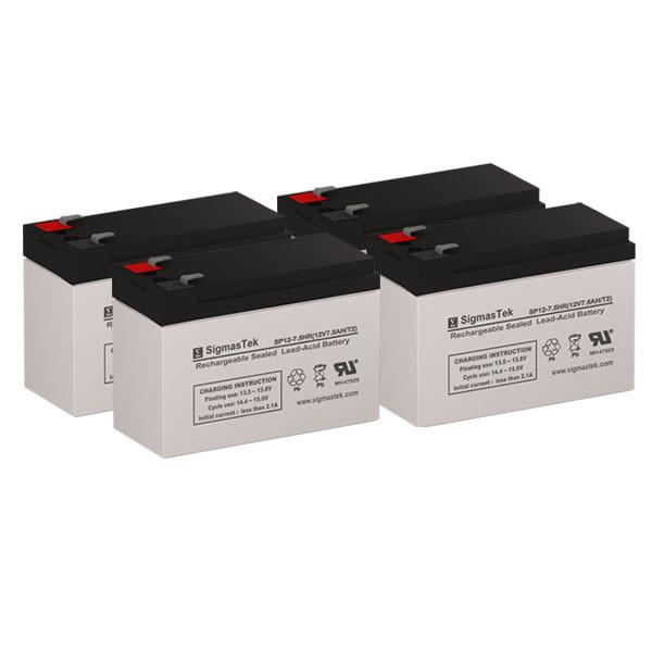 Eaton Powerware PW5125-1500 UPS Battery Set (Replacement)