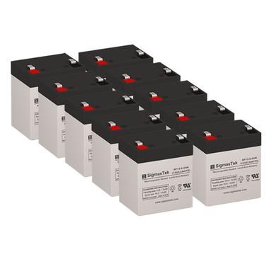 Eaton Powerware PW5125-3000 Rackmount UPS Battery Set (Replacement)