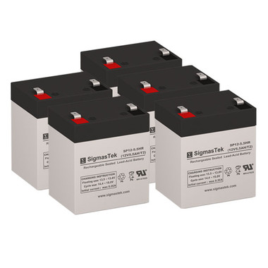 Eaton Powerware Prestige Half Pack UPS Battery Set (Replacement)