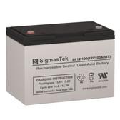 Eaton Powerware BAT-0123 UPS Battery (Replacement)