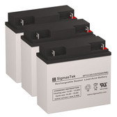 Xantrex Technology Powersource 1800 Jump Starter Batteries (Replacement)