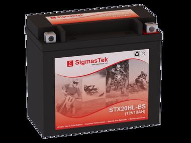 BRP (SKI-DOO) 550CC MX Z, GSX, GTX, 2007-2014 Snowmobile Replacement Battery