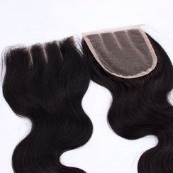 Brazilian Body Wave Lace Closure 3 Part
