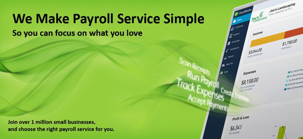 Payroll slide
