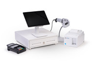 POS Hardware Bundle White
