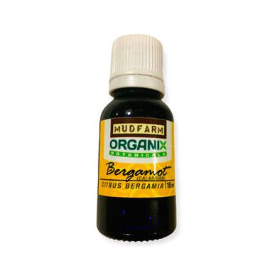 Bergamot Essential Oil is 100% Pure Steam Distilled