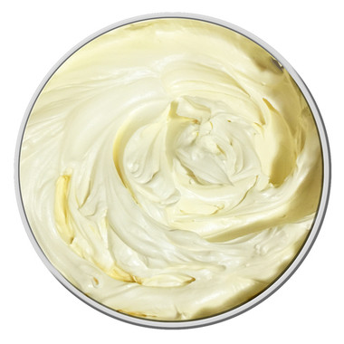 Whipped Ivory Shea Butter - Smooth and perfect to moisturize and protect your skin. Its all natural and perfect if you have sensitive skin. Use daily after cleansing with Mudfarm Authentic African Black Soap
