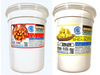 1 Kilo - Ivory/Yellow Shea Butter Combo   1 Tub Of Yellow Shea Butter 1 Tub Of  Ivory Shea Butter
