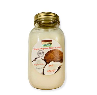 Virgin Coconut Oil in Bulk - Canada and the USA - Pure and Natural