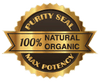 100% Pure and Natural
