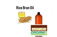 Pure Rice Bran Carrier Oil