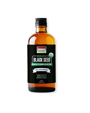 Pure Black Seed Oil Toronto. Organic Black Seed Oil - USDA Certified from Israel. Use for natural skin care beauty and healthy hair. Excellent for all skin types.