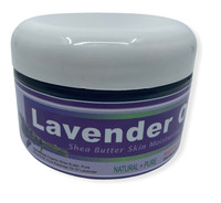 Lavender Shea Butter moisturizer is perfect for all skin types. All natural and chemical free, made with Pure Essential Oil of Lavender. Use daily on your Hands and Face for beautiful skin.