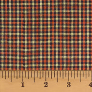 Ozark Brown Homespun Cotton Fabric