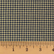 Heritage Navy Blue 2 Homespun Cotton Fabric