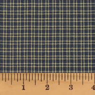 Heritage Navy Blue 1 Homespun Cotton Fabric
