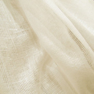 10 Yards Antique Ivory Tobacco Cloth Cotton Fabric - Lightweight