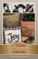 Joy Pillow Pattern - Digital