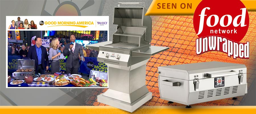 Solaire Infrared Grills are the Best Hot Grills, as seen on television and heard on the radio
