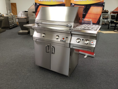 """Clearance 30"""" Solaire Grill C105"""