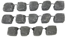 Replacement Coal pieces for C9B