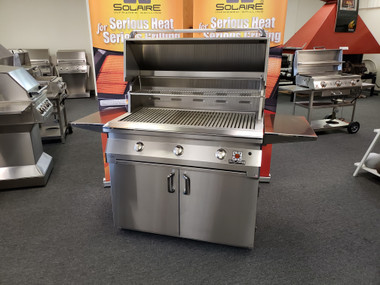 "C109 Solaire 42"" clearance grill"