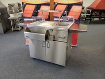 C115 Clearance Bar Tending Center
