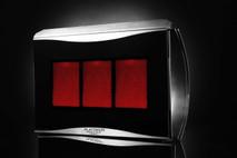 Bromic Platinum Smart-Heat 3 Burner Radiant Gas Heater, Natural Gas