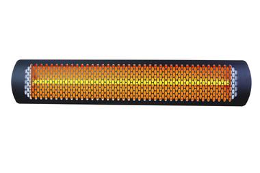 Bromic 2000 Watt Tungsten Smart-Heat Electric Heater, Black