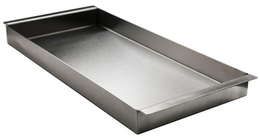 "BBQ Tray for 21"" Solaire Grills, Front View"