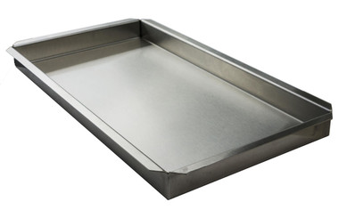 "BBQ Tray for 30"", 36"", 42"" and 56"" Solaire Grills, Front View"