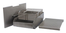 Steamer/Fryer for 27XL Solaire Grills