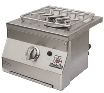 Single Built-In Side Burner