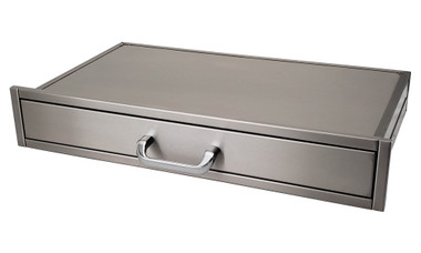 """Solaire Single Utility Drawer, 15"""" depth"""