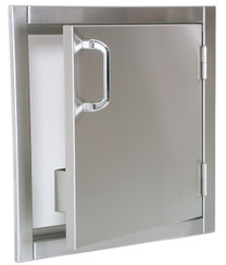 "21"" Access door, Flush mount, for Built-in Islands"