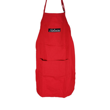 Solaire Grills Red Apron